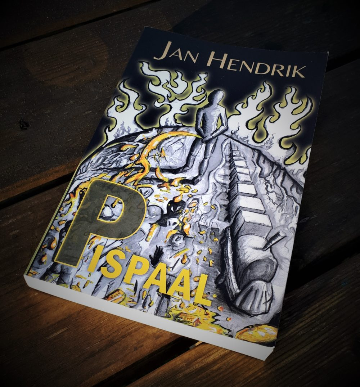 De cover van Pispaal, van Auteur Jan Hendrik